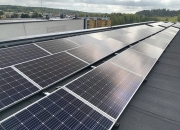 Porvoo Campuksen katolle oma aurinkovoimala