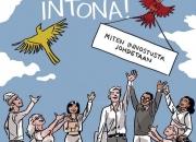 Ihan intona! -kirja kertoo, miten innostusta johdetaan työpaikoilla
