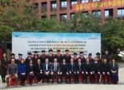 Ensimmäinen kiinalaisten opiskelijoiden ryhmä valmistui Haaga-Helian Vierumäen kampuksella