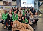 Haaga-Helian matkailun opiskelijat vahvistavat jälleen Ruka Nordicin tapahtumatuotantoa